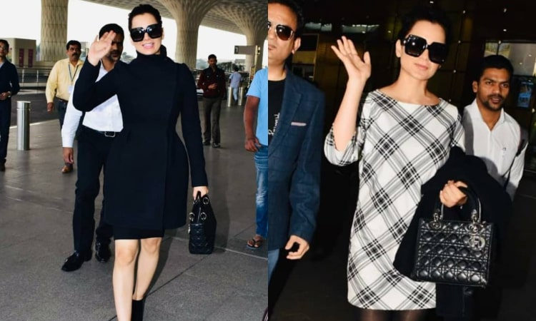 kangana ranaut aces the airport look and how!