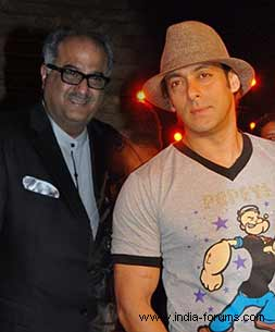 boney kapoor and salman khan