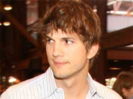 Hollywood star Ashton Kutcher