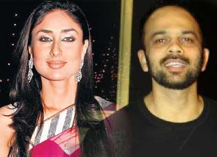 Kareena and Rohit