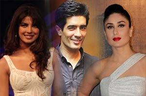 Kareena, Priyanka special for manish malhotra