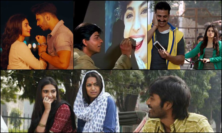 bollywood gives out the message of stalking means love