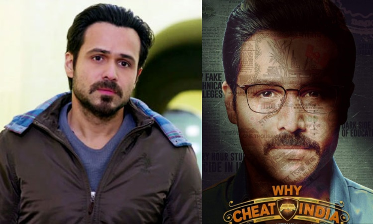 emraan upset over cheat india title
