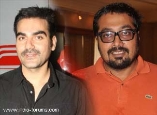 arbazz khan and anurag kashyap