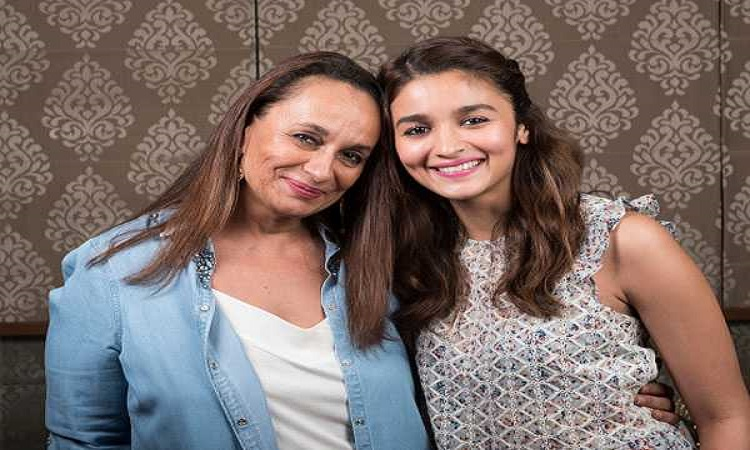 alia gets a great bday gift from her mom