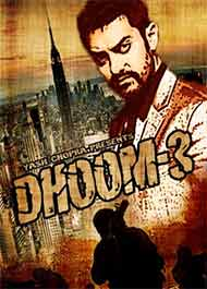 aamir khan's movie dhoom 3