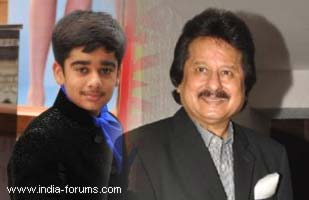 Abhay Goyle and pankaj udhas