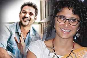 Producer Sohum Shah and kiran rao