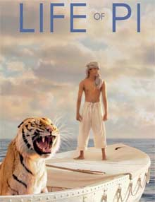 39 life of pi 39 earns crore over weekend 29020 for Life of pi in hindi