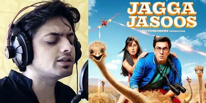 Singing experience for Jagga priceless-tushar joshi