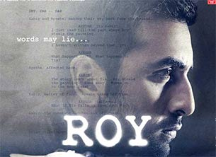 ranbir kapoor in roy movie