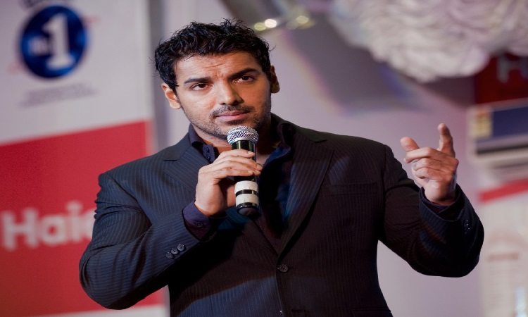 john abraham talks about many things