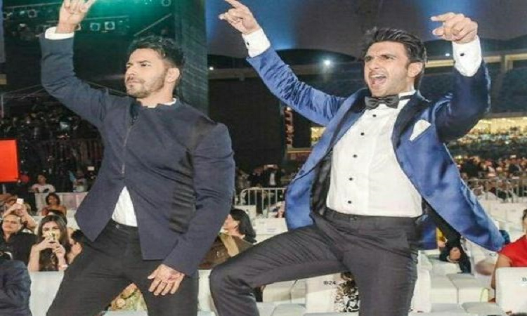 ranveer singh and varun dhawan to share screen for the first time