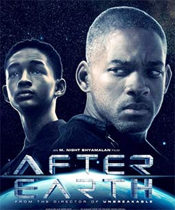 Film after earth cast will smith jaden smith sophie okonedo and