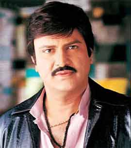 Veteran actor Manchu mohan babu