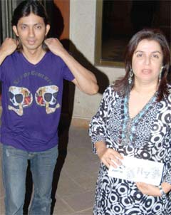 shirish kunderand farah khan