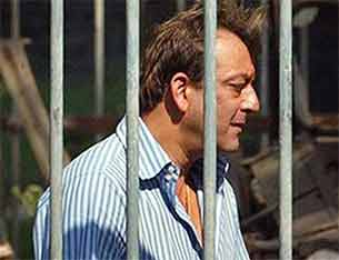 sanjay dutt in Yerawada Central Jail
