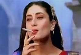 kareena kapoor smoking in heroin movie