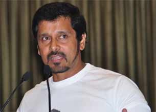Southern actor Vikram