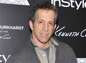 American designer Kenneth Cole