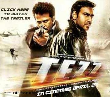 movie review of tezz