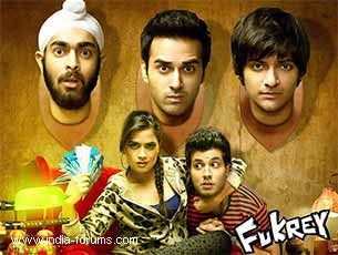 farhan akhtar's movie fukrey