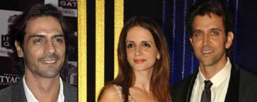 Sussanne and Hrithik splitup