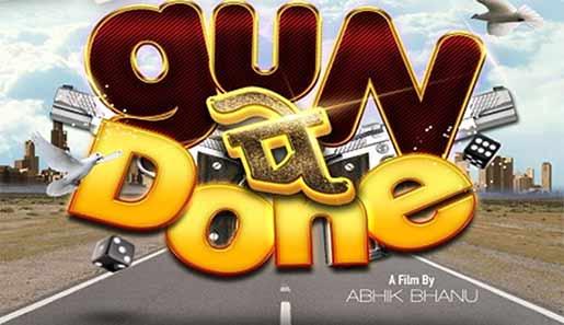 gun pe done movie poster