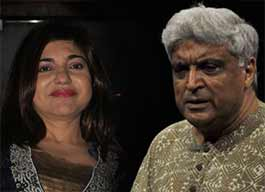 alka yagnik and javed akhtar