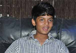 Child actor Puri Akash
