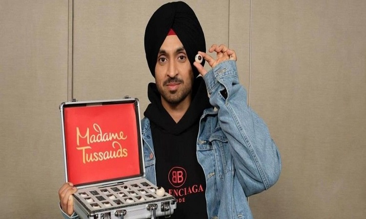 diljit dosanjh excited