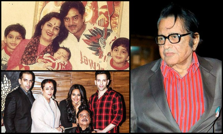 shatrughan sinha reveals who named his twin sons