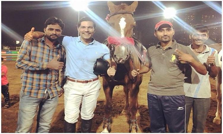 randeep hooda won the silver medal at the nec