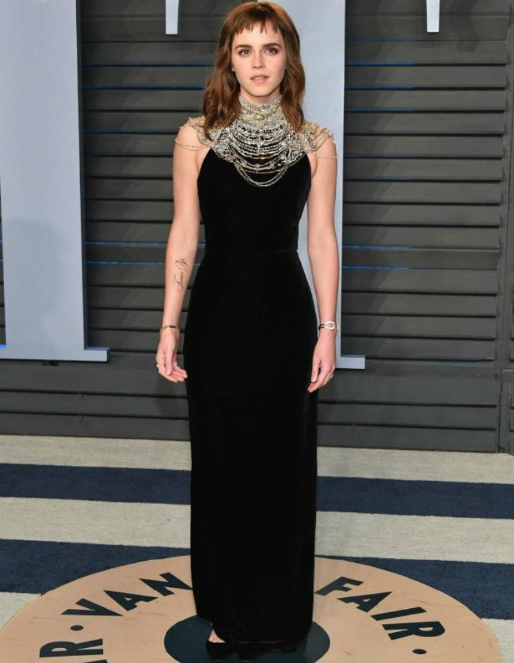 What the divas of west wore to vanity fair oscars party - Sofia gucci diva ...
