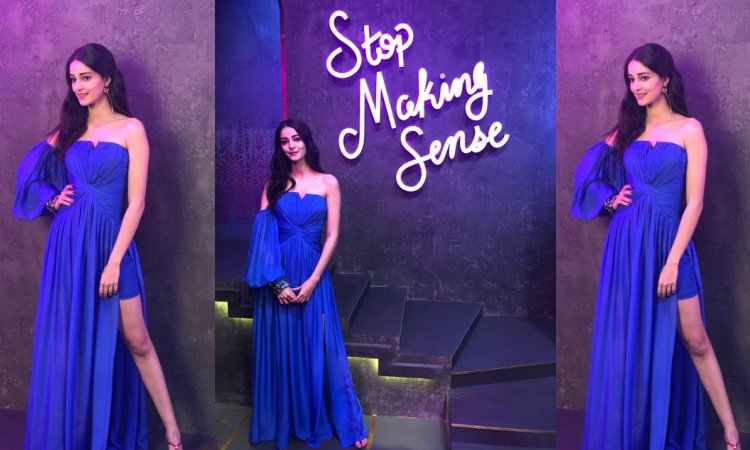 ananya pandey makes ravishing debut on kwk6