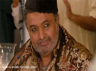 rishi kapoor as Rauf Lala in agneepath movie