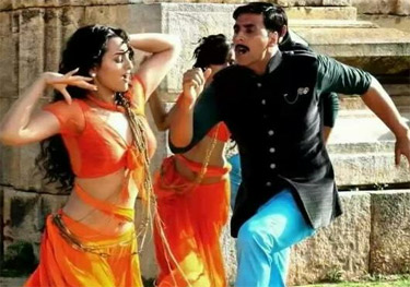 rowdy rathore movie review