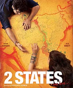2 state movie poster