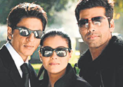 The close buddies Karan Johar and Kajol are said to be at loggerheads following disagreement. The bone of contention ...