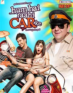 Hum Hain Raahi Car Ke movie review