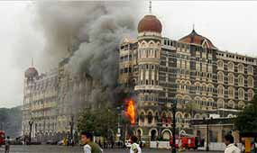 Mumbai terror attacks in 2008