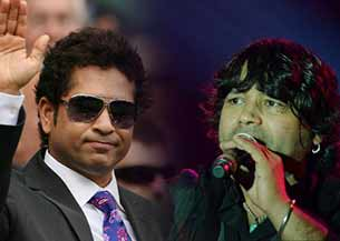 kailash kher and sachin tendulkar