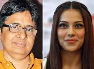 Producer vashu bhagnani and bipasha basu