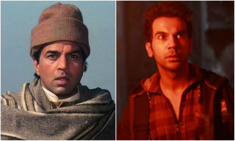 rajkummar to play dharmendra role in chupke chupke remake