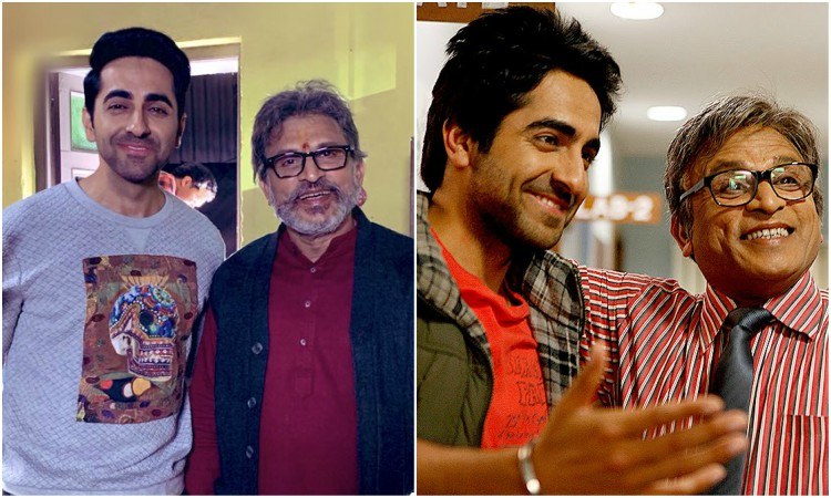 annu and ayushmann reunite again