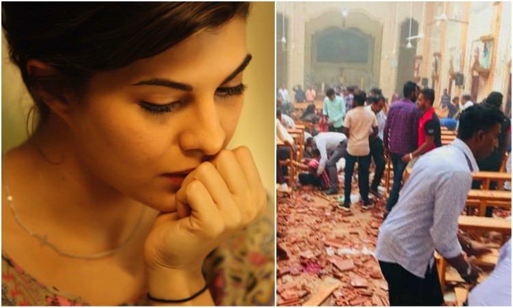 jacqueline fernandez sad about sri lanka attacks