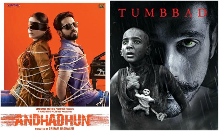 andhadhun and tumbbad win big at the awards