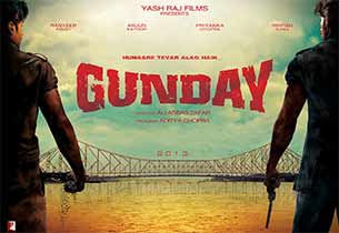 gunday moive poster