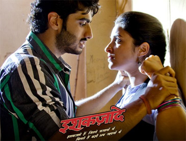 ishaqzaade movie earns Rs. 4.54 crore on opening day