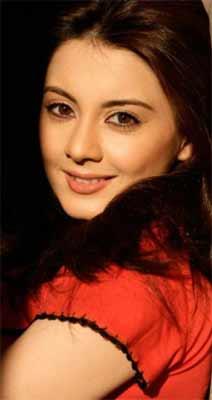 A school kid? :  Minishha Lamba, actress